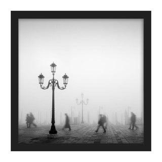 "Maggy Morrissey ""Rush Hour in Venice"" Framed Print"
