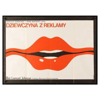 """Lipstick"" Polish 1976 Film Poster"