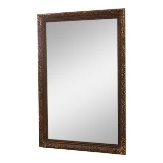 Large Framed Rectangular Mirror