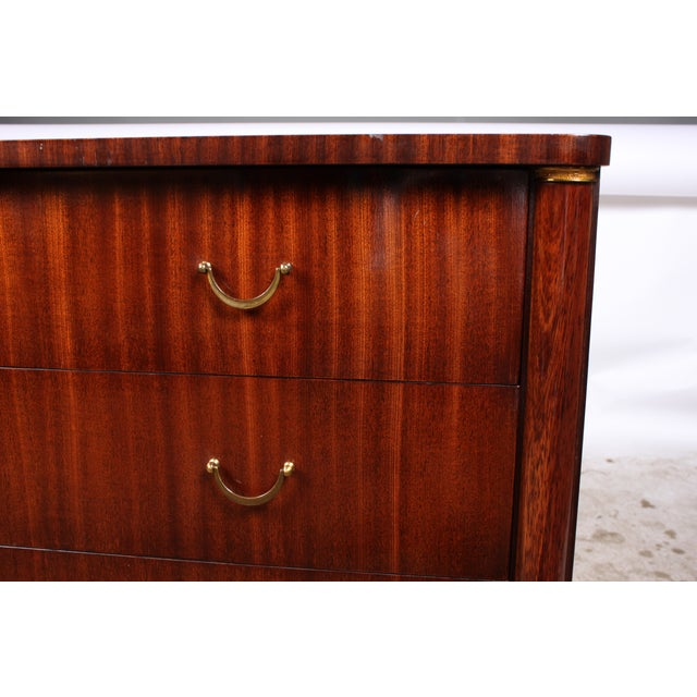 Modern Empire-Style French Chest, 1940s - Image 4 of 6