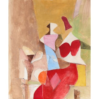 Abstracted Figures by G. Wasserman