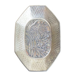 Silver Catchall Pineapple Dish