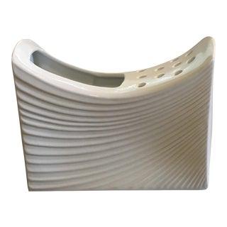 Mid-Century Modernist Ikebana Vase