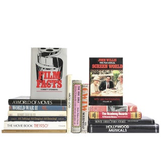 The Hollywood Film - Set of 15