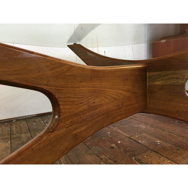 Adrian Pearsall Biomorphic Coffee Table - Image 7 of 10