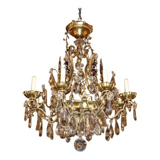 Jansen Antique Chandelier