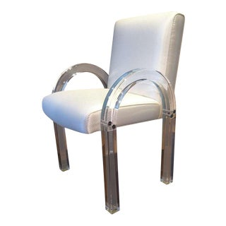 Charles Hollis Jones Waterfall Chairs from Dorothy McGuire Estate - Set of 10