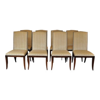 Hickory Furniture Thomas O'Brien Collection Chelsea Dining Chairs- Set of 8