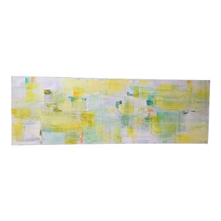 """""""Spring Mustard"""" Painting by Isabel Wyatt"""