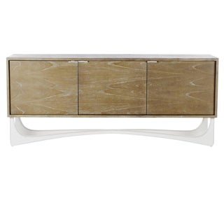 Selamat Designs Soren White Wash Teak Sideboard