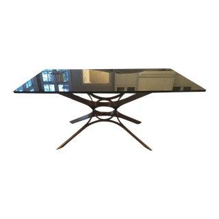 Roger Sprunger for Dunbar Bronze Coffee Table
