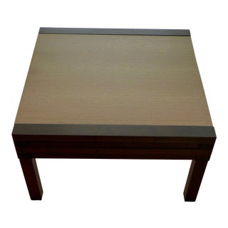 DWR Expanding Puzzle Coffee Table