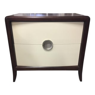 Century 2-Drawer Nightstand Chest