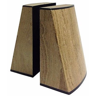 Maitland Smith Tessellated Bookends - Pair