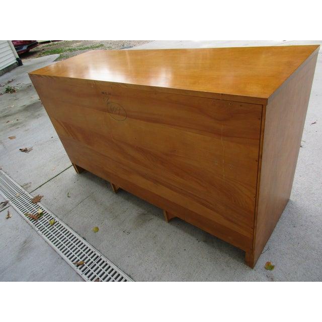 Leslie Diamond For Conant Ball Nine Drawer Dresser - Image 8 of 10