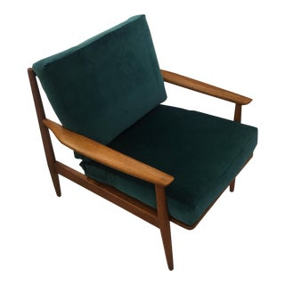 Mid-Century Restored Arm Chair