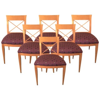 Baker Dining Chairs - Set of 6