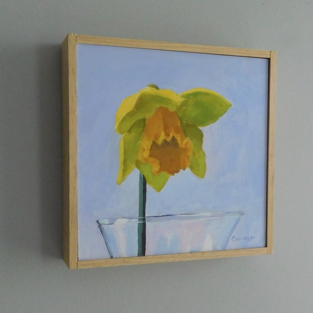 Anne Carrozza Remick Daffodil Painting - Image 5 of 5