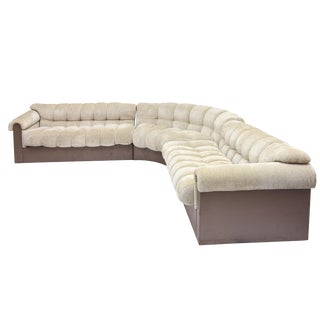 "American Modern ""Bounty Group"" Sectional Sofa, Pace Collection by Davanzati"