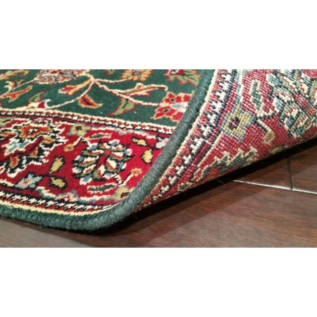 2′7″ × 16′4″ Traditional Hand Made Knotted Runner Rug - Size Cat. 16 Ft Runner - Image 3 of 3