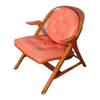 A-Frame Lounge Chair by Edward Wormley for Dunbar