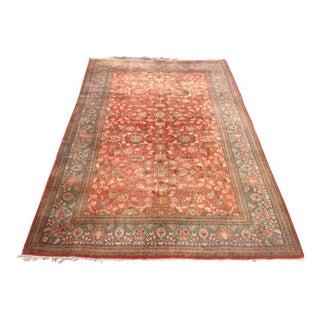 Vintage Anatolian Rug - 5′7″ × 8′5″