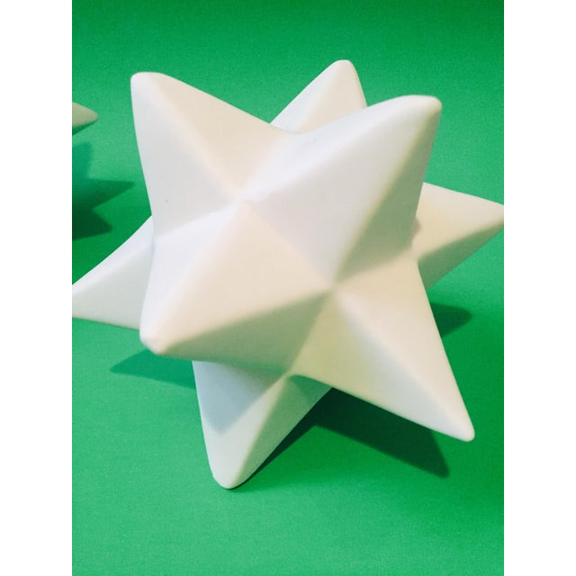 Origami Star Objects- A Pair - Image 3 of 4