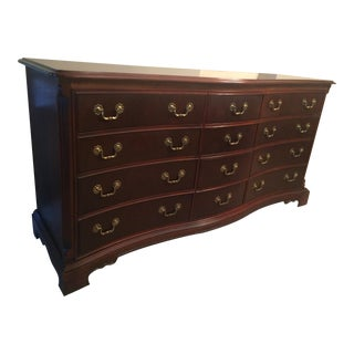 Vintage Lexington Mahogany Dresser