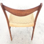 Image of Arne Wahl Iversen Rosewood Dinning Chairs - Set/6