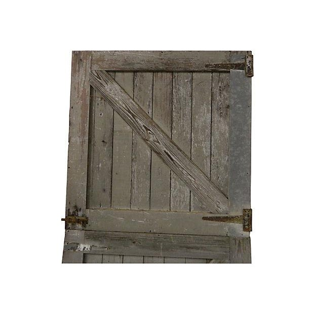Horse Stall Dutch Doors- A Pair - Image 3 of 6