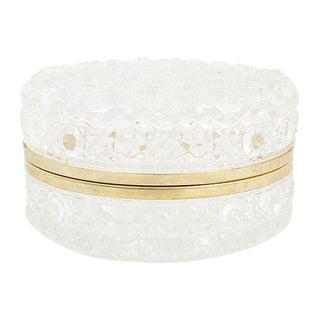 Crystal Dresser Box