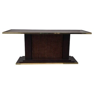 Trouvailles Art Deco Step Tiered Console