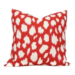 Maraschino Leocat Pillow Cover