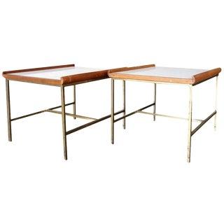 Paul McCobb Style End Tables - A Pair