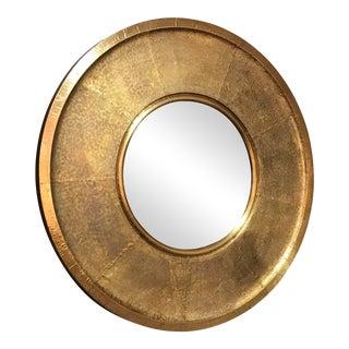 Vintage Moneta Beveled Mirror