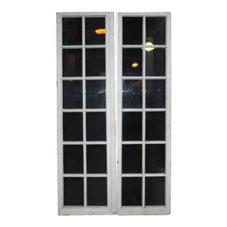 French Swing Windows - A Pair