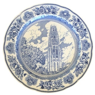 Yale University Wedgwood Plates - 8