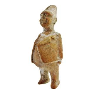 Pre- Columbian Clay Figure