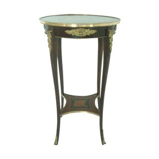 Antique Two-Tier Ormolu Side Table