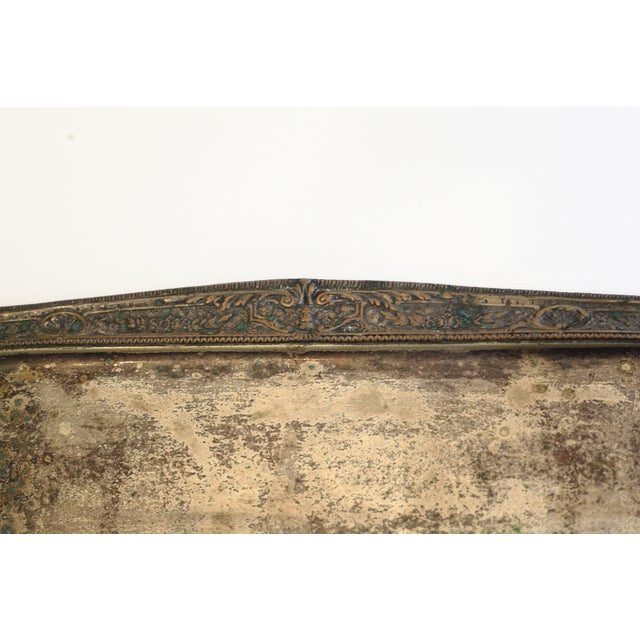 Vintage Silver Plated Tray - Image 3 of 8