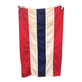 Vintage Thailand Flag
