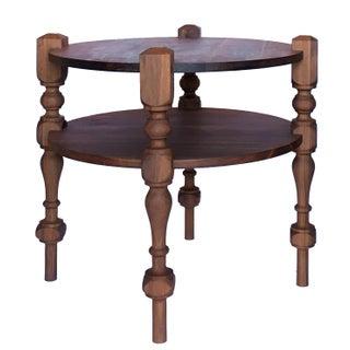 Hampstead Side Table in Black Walnut
