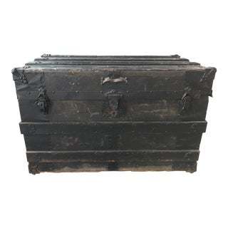 Antique Travelers Trunk