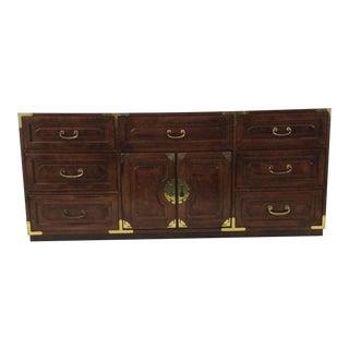 Bernhardt Chinoiserie Dresser