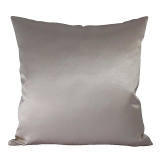 Iridescent Champagne Pillow