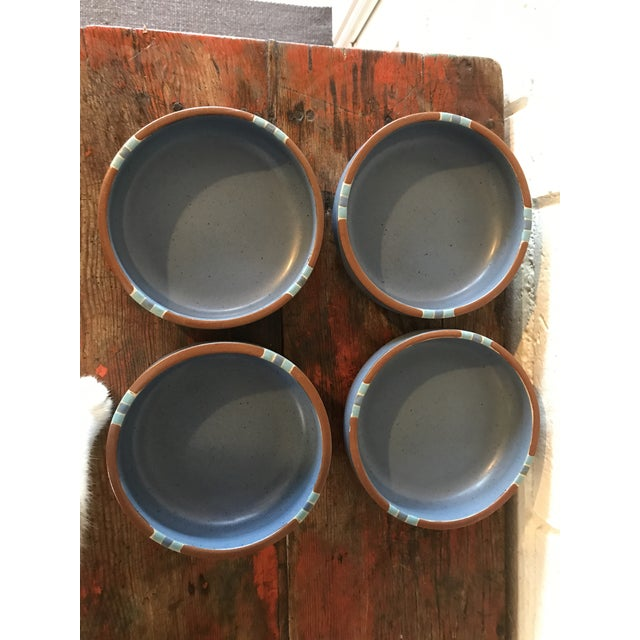 Dansk Mesa Blue Cereal Bowls - Set of 4 - Image 3 of 6
