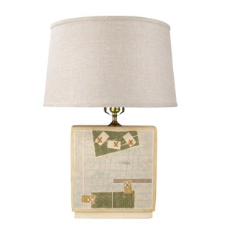 Van Assche Modernist Table Lamp