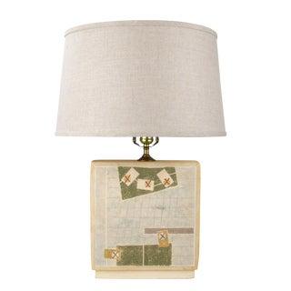 Van Assche Modernist Table Lamp