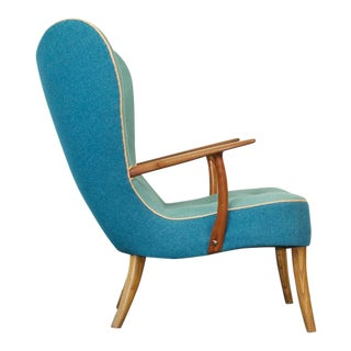 Madsen and Schubell Pragh Lounge Chair