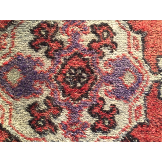 Anatolian Persian Rug - 1′7″ × 2′11″ - Image 8 of 9